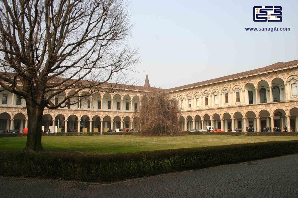 پردیس اصلی دانشگاه میلان
